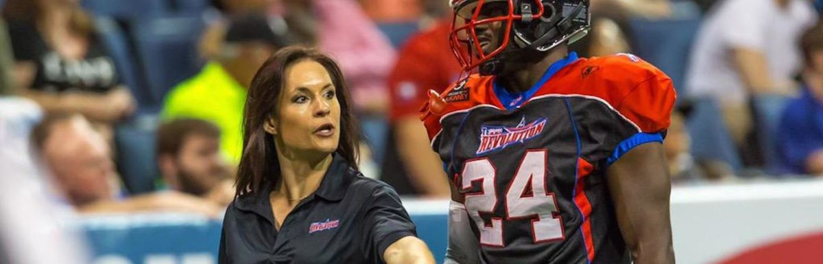 Arizona Cardinals Hire The First-Ever Female Coach In The NFL (Yes!) Hero Image