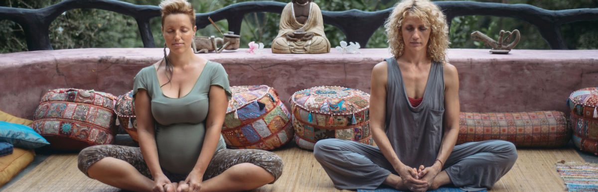 4 Reasons Meditation Will Transform Your Pregnancy Hero Image