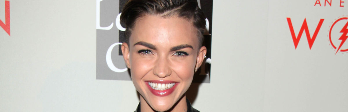Orange Is The New Black's Ruby Rose Opens Up About Gender Fluidity Hero Image