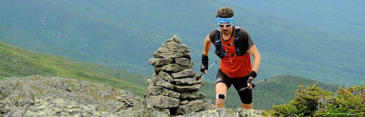 A Vegan Athlete Ran The Entire Appalachian Trail Faster Than Anyone Ever Hero Image