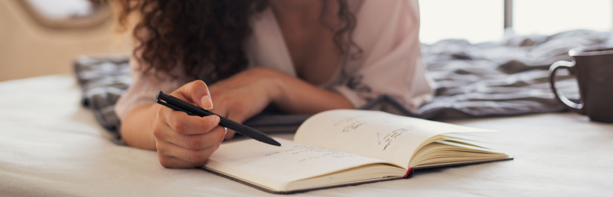 This Simple Writing Exercise Can Help You Achieve Your Goals Hero Image