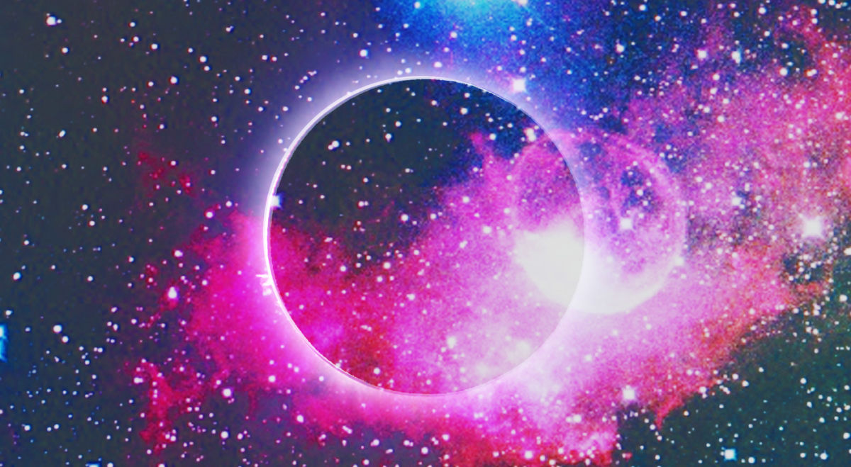 This Rare New Moon Solar Eclipse Is Pure Magic: Here's How To Harness Its Power Hero Image