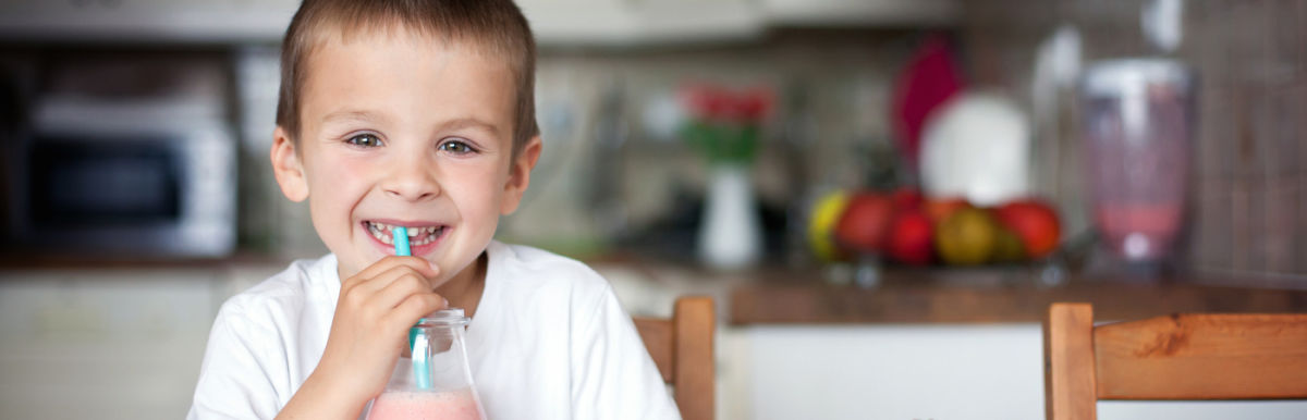 8 Simple Ways To Raise Healthy Eaters (Starting Now!) Hero Image