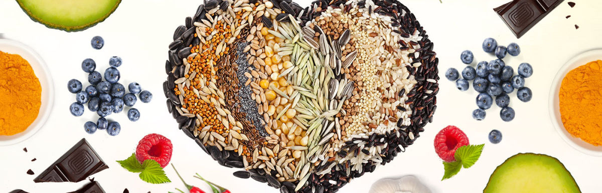5 Foods To Eat For Great Heart Health Hero Image