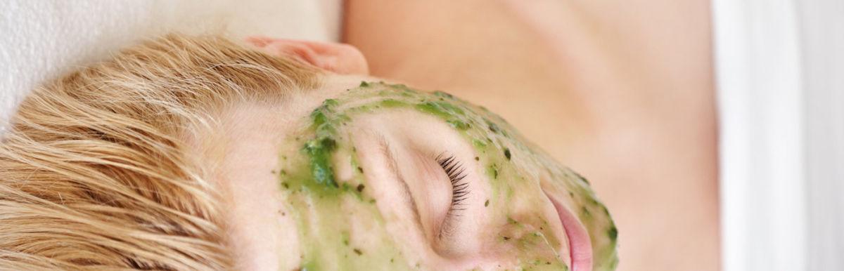 Healing & Calming DIY Herbal Face Mask Hero Image
