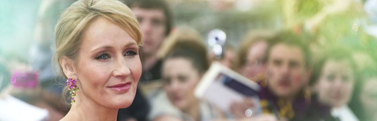 Happy Birthday, J.K. Rowling! 15 Of Her Most Inspirational Quotes Hero Image