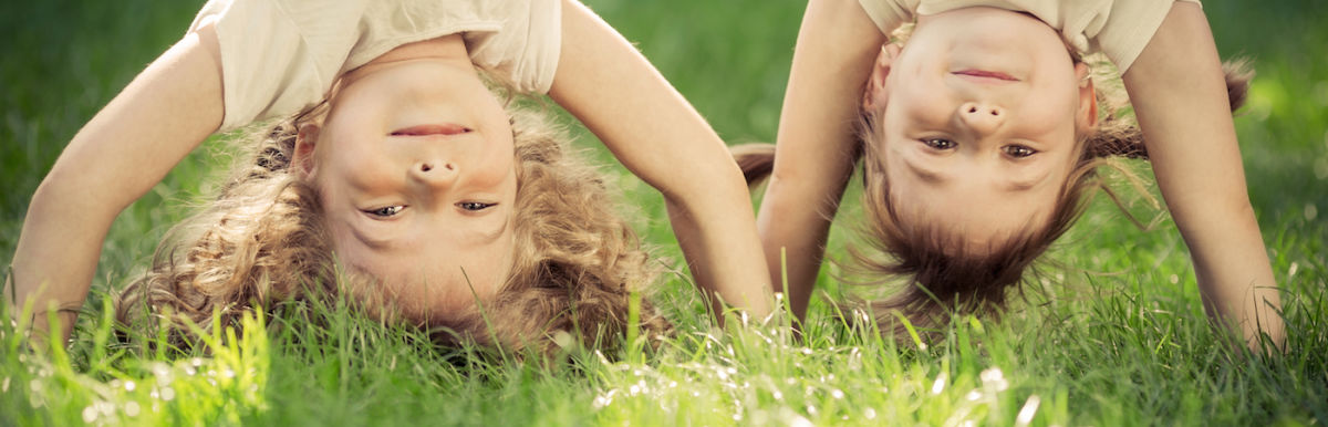 7 Science-Backed Reasons To Get Your Kids Outside Hero Image