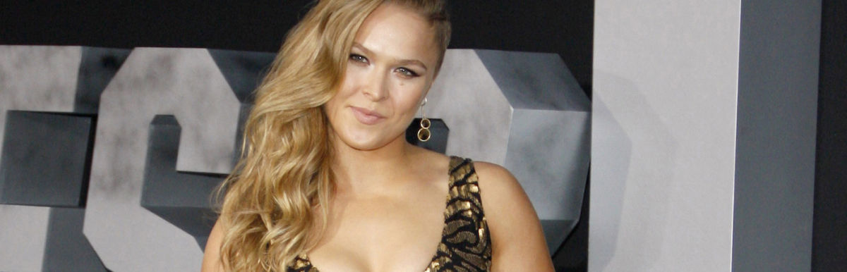 10 Reasons Why You Should Know Who Ronda Rousey Is Hero Image
