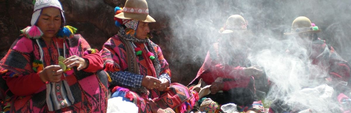 I'm A Highly Sensitive Person. Here's Why I Went To Peru To Study With Shamans Hero Image