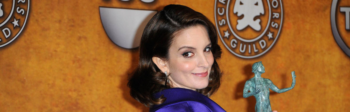 Tina Fey Has A New Series! (And Other News Stories That Will Restore Your Faith In The World) Hero Image