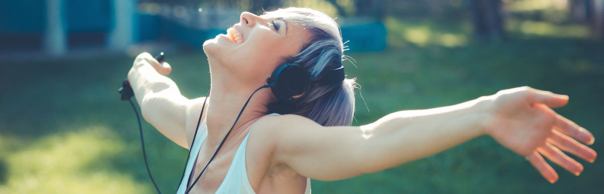 10 Songs To Make You Happy RIGHT Now Hero Image