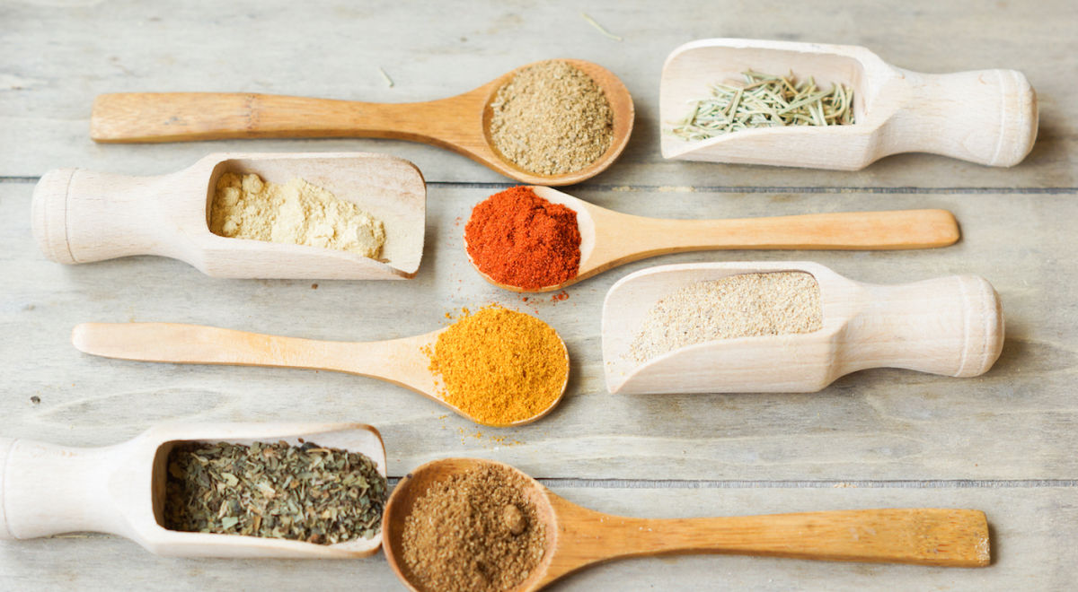The Spices Every Woman Should Have In Her Kitchen Hero Image