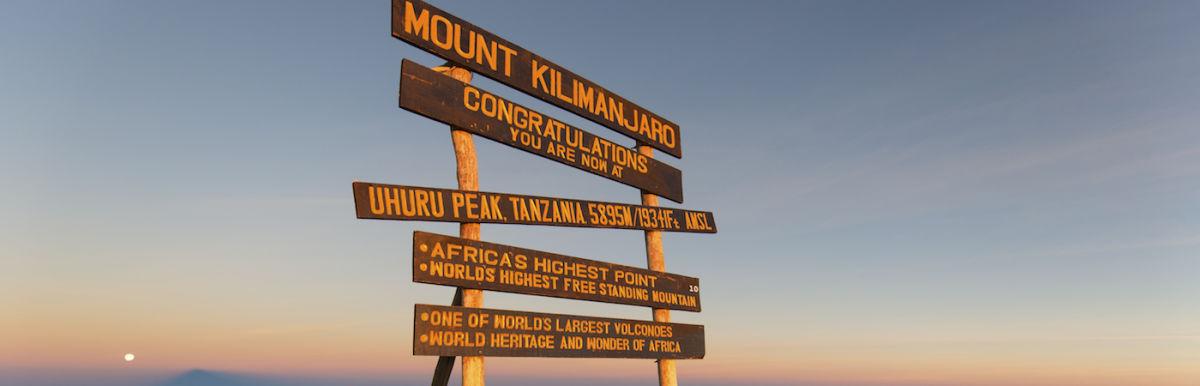 An 85-Year-Old Great Grandmother Just Summited Mount Kilimanjaro Hero Image