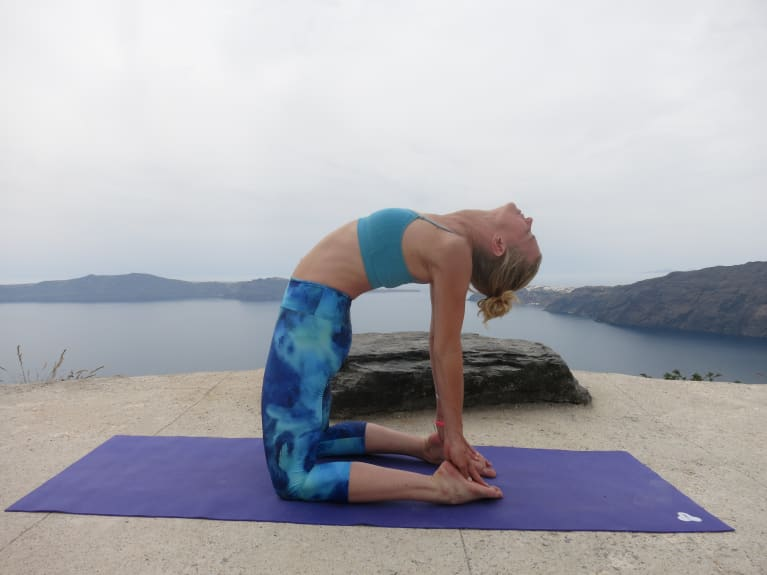 The 3 Best Yoga Poses For Balancing Hormones