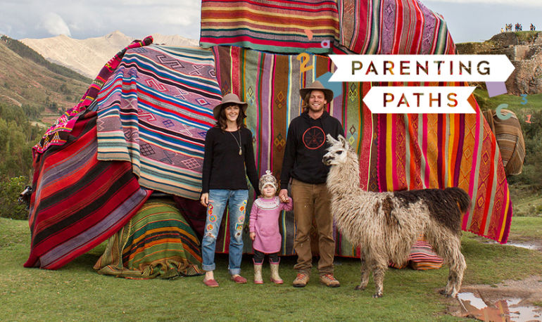 This Couple Quit Everything + Raised Their Kids While Traveling The World Hero Image