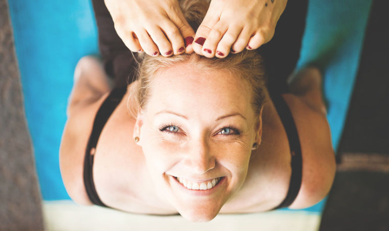 How These 7 Yogis Get Glowing Skin Every Single Day Hero Image