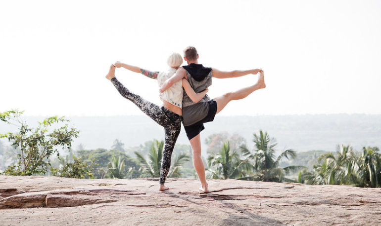 He Says, She Says: The Fitness Routine That Transformed This Couple's Relationship, In Their Own Words Hero Image