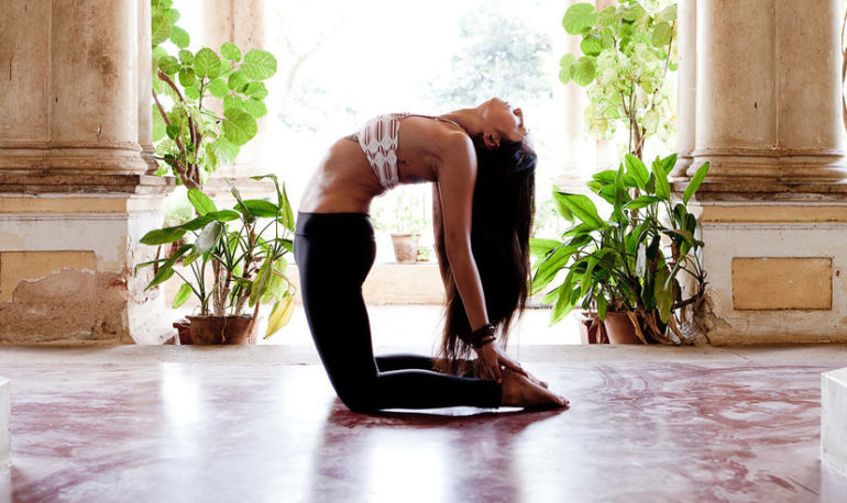 """The Story Behind """"Mini Yoga"""" + How To Do It All Day Long Hero Image"""