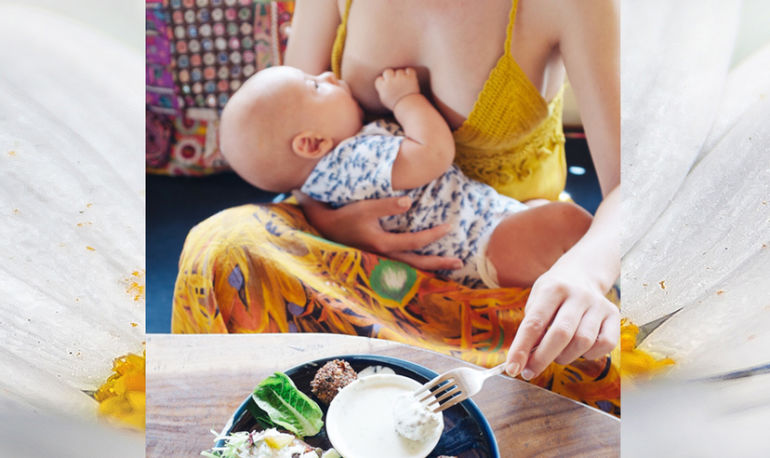 9 Weird Things No One Tells You About Breastfeeding Hero Image