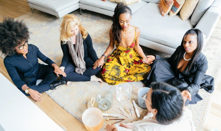 The Real Reason Sound Baths Are Still A Rising Trend Hero Image