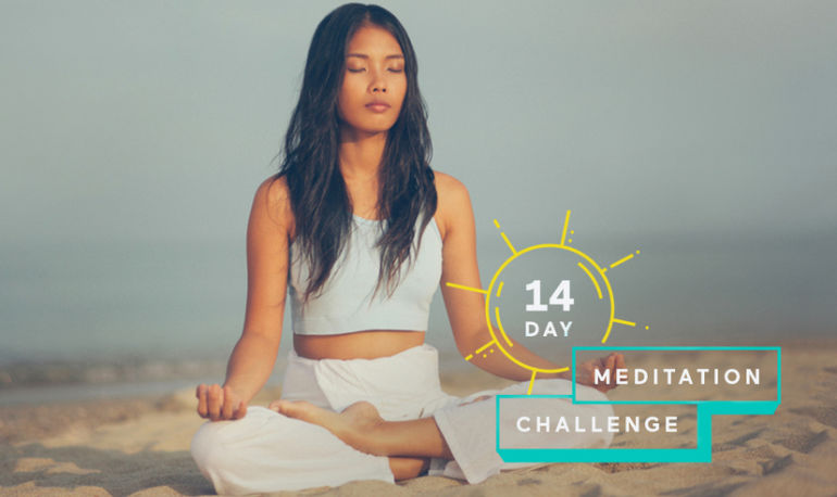 Day 14: Here's How To Keep Your Meditation Practice Going Well Into The Future Hero Image