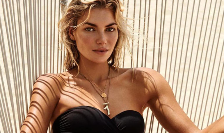 Exactly What This Supermodel Eats & Supplements With For Glowing Skin Hero Image