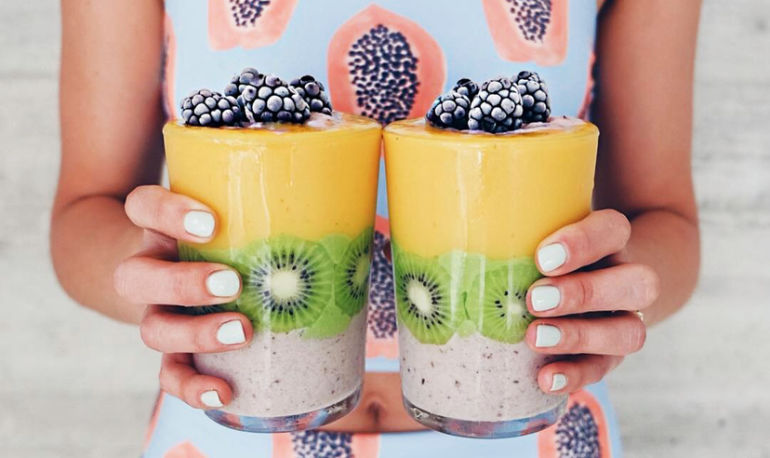 5 Days, 5 Smoothies: All The Healthy Recipe Inspo You Need For The Week Hero Image
