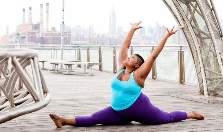 I'm A Body-Positive Yogi. Here's What I Eat In A Day Hero Image