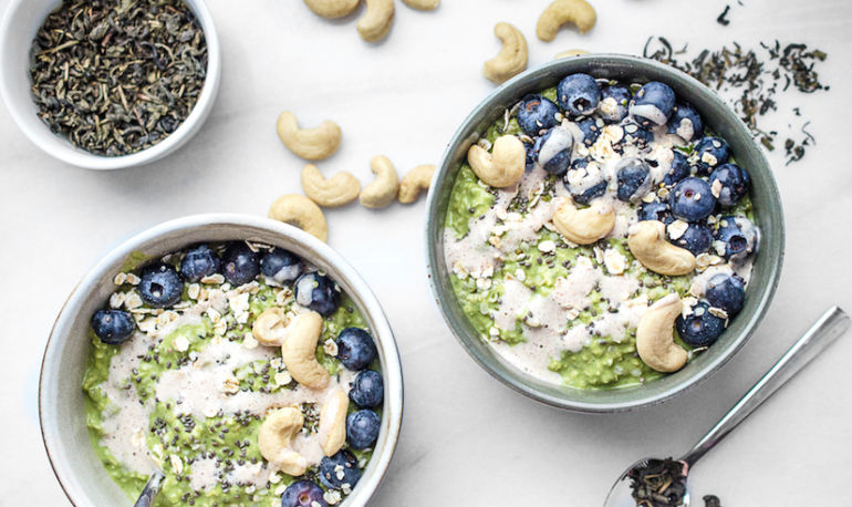 The Overnight Oats Recipe You Need To Reduce Inflammation Hero Image