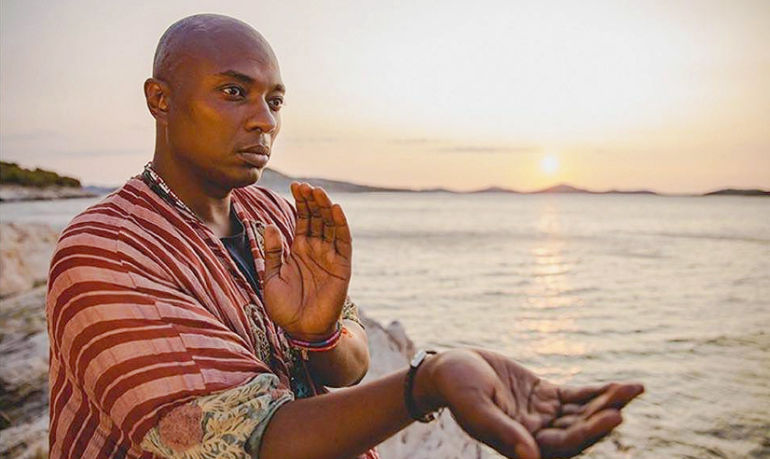 Shaman Durek On Finding Your Purpose & Moving From Fear Into Faith Hero Image