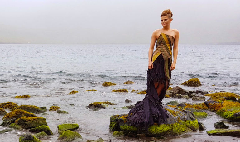 Why Seaweed Could Be The Next Fashion Statement Hero Image