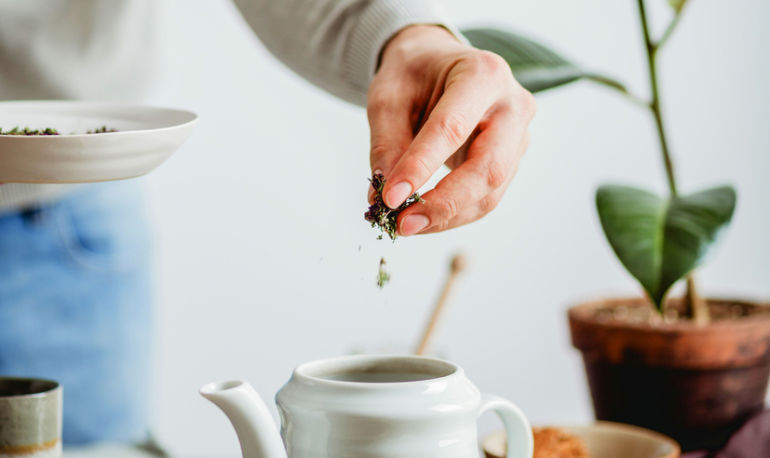 Everything You Need For This 3-Ingredient Longevity Tea Is Already In Your Pantry Hero Image