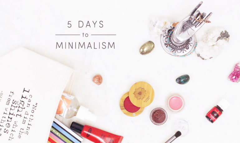 Minimalist Makeover: How To Kondo Your Beauty Routine Hero Image