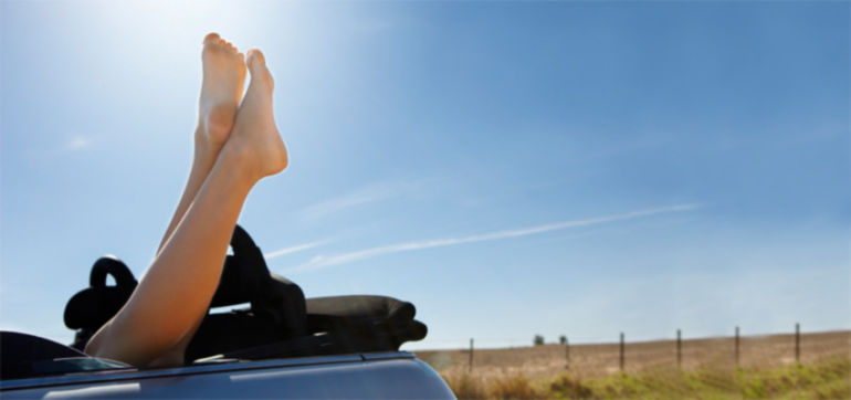 5 Ways To Use Aromatherapy On The Road Hero Image