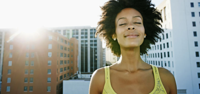A Heart-Centered Mantra To Manifest Your Best Mind & Body Hero Image