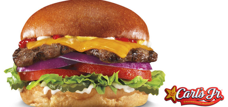 """Carl's Jr. Introduces The First """"All-Natural"""" Fast-Food Burger Hero Image"""
