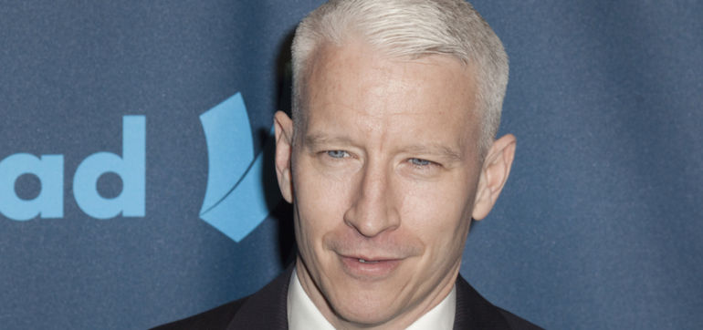 Anderson Cooper Went On A Mindfulness Retreat (And Loved It) Hero Image
