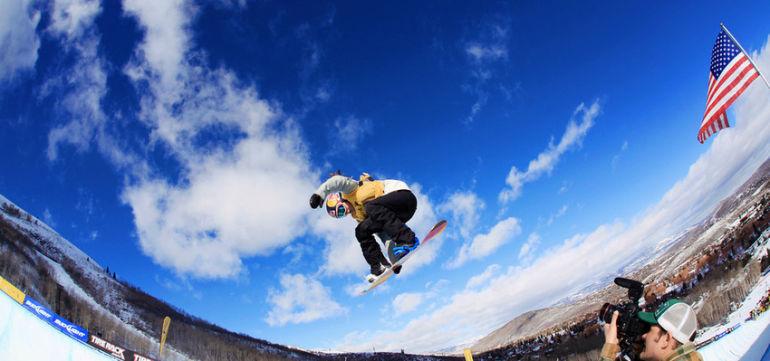 17-Year-Old Snowboarder Arielle Gold Talks Winter Olympics & Training Hero Image
