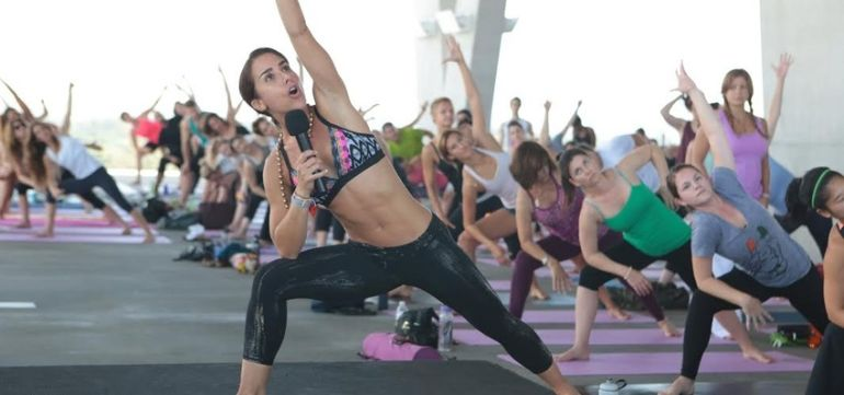 Athleta Summer Solstice Party In Miami Beach Hero Image