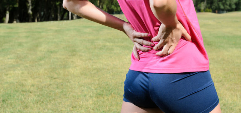 How To Overcome The Emotional Causes Of Back Pain Hero Image