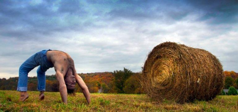 Yoga In Autumn (Gorgeous Slideshow) Hero Image