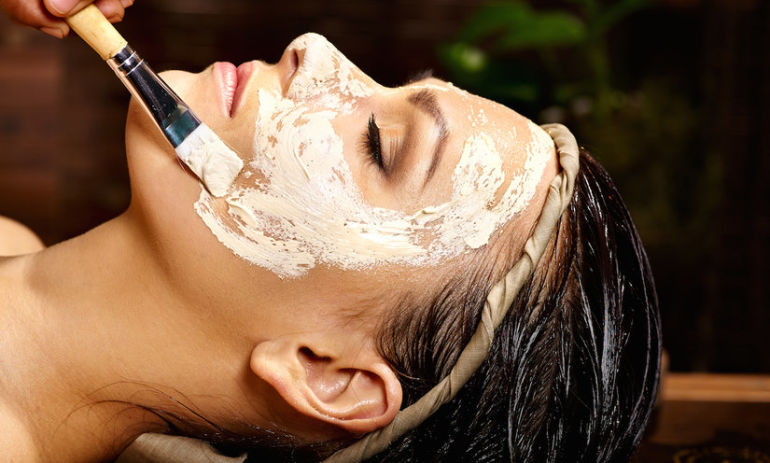 An Ancient Ayurvedic Ritual For Your Best Skin Ever Hero Image