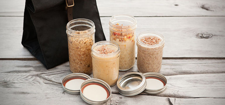 Breakfast In A Jar: 4 Delicious Recipes To Start Your Day Right Hero Image