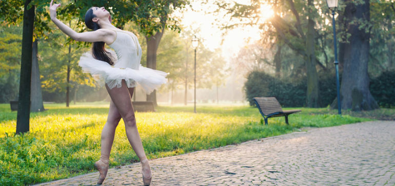 7 Things Being A Professional Ballerina Taught Me About My Body Hero Image