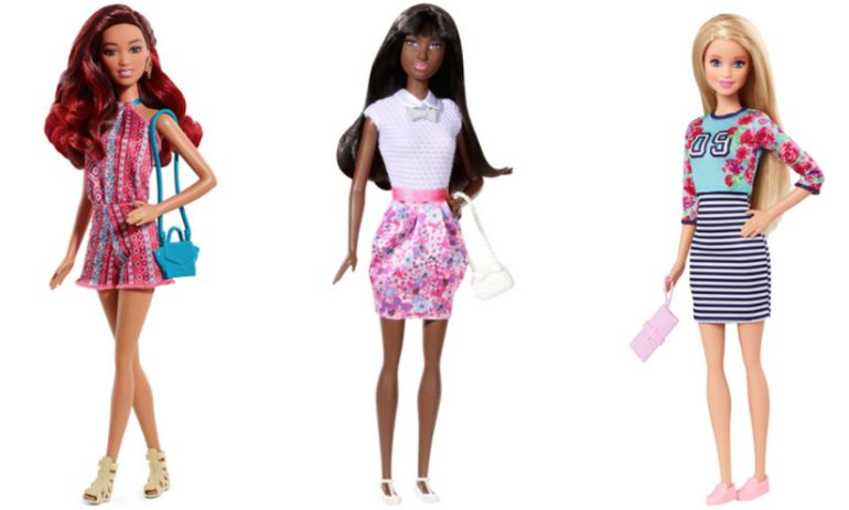 Great News! Barbie Can Now Wear Flats & Is More Diverse Hero Image