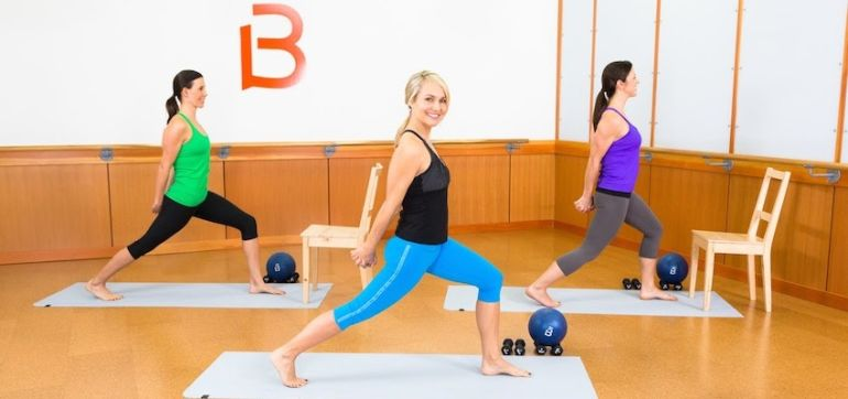 5 Barre Moves You Can Do Without A Barre (All You Need Is 10 Minutes!) Hero Image