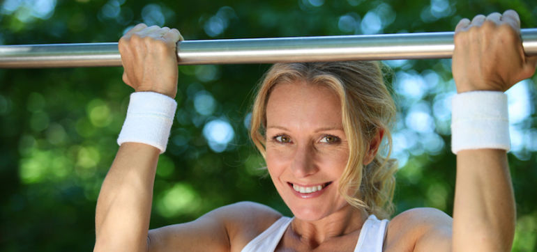 3 Tips To Rethink Exercise In Your 40s Hero Image