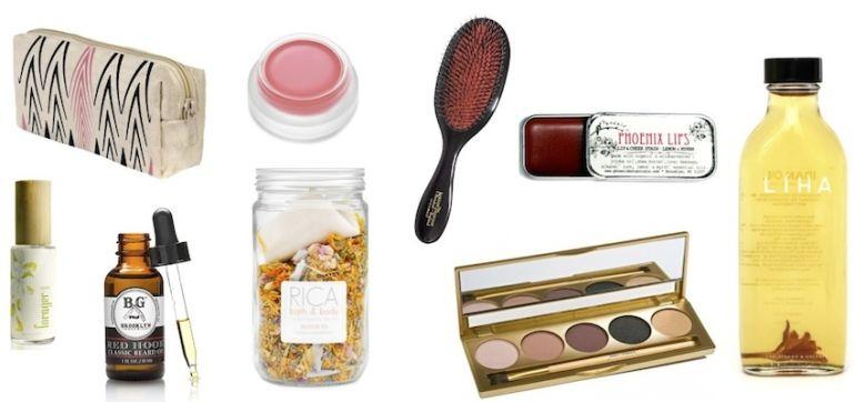Natural Beauty Gifts To Buy This Holiday Season Hero Image