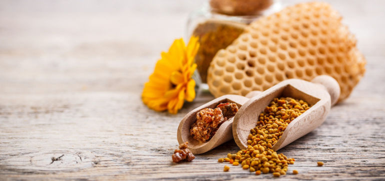 How Bee Pollen Could Cure Your Allergies Hero Image