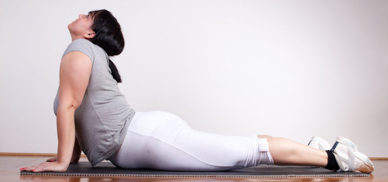6 Yoga Tips For Anyone With A Bigger Body Hero Image